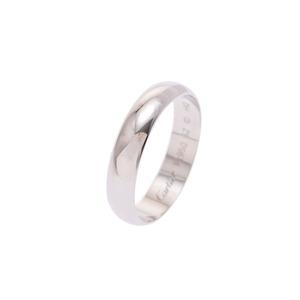 カルティエ(Cartier) カルティエ ウェディングリング PT950 6.1g #62 レディース メンズ 指輪 Aランク 美品 CARTIER 中古 銀蔵