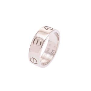 カルティエ(Cartier) カルティエ ラブリング WG 6.2g #48 レディース メンズ 指輪 Aランク 美品 CARTIER 中古 銀蔵