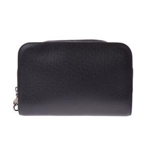 ルイ・ヴィトン(Louis Vuitton) ルイヴィトン タイガ アルマ バイカル 黒 M30182 メンズ 本革 セカンドバッグ Bランク LOUIS VUITTON 中古 銀蔵
