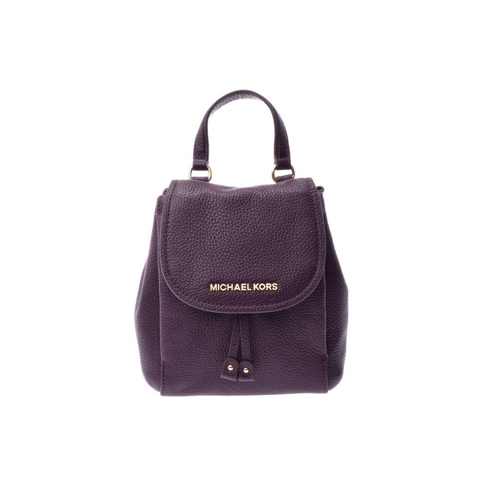 c2273abe1ff1b Michael Kors 2 Way bag purple 35 F 8 SRL X 5 L Women s leather unused ...