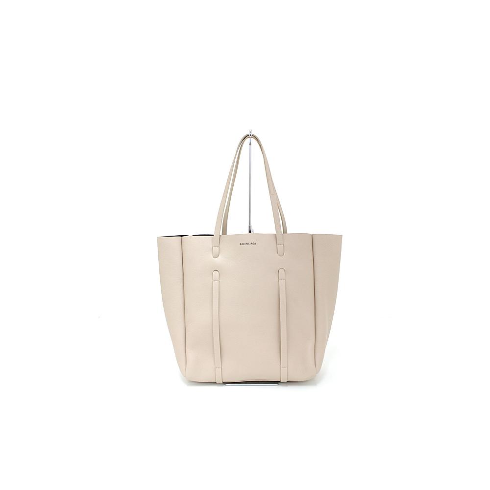 b78ed868b Balenciaga BALENCIAGA Everyday Tote S Calfskin Beige / Black 475199 2760 Bag  Unused item