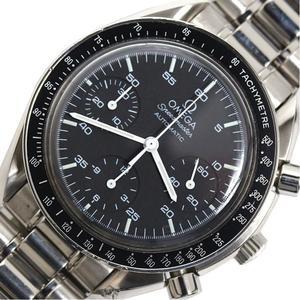 Omega OMEGA Speedmaster 3510.50 Automatic Chronograph Black Men's Watch Finished