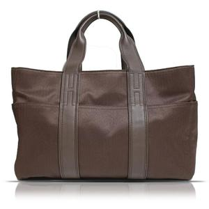 HERMES Acapulco MM Chocolat Boston bag Women's