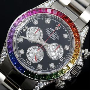 Rolex ROLEX Daytona Rainbow 116599 RBOW Automatic winding WG Solid Diamond Sapphire Chronograph Men's Watch