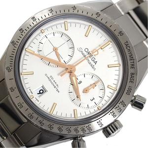 Omega OMEGA Speed ​​Master 57 331.10.42.51.02.002 Co-Axial Chronograph Men's Watch