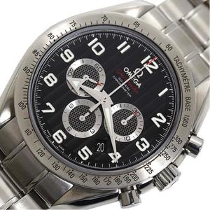Omega OMEGA Speedmaster Broad Arrow 321.10.44.50.01.001 Co-Axial Chronograph Men's Watch Finished