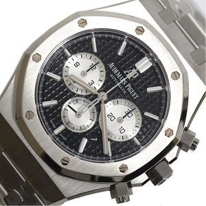 Audemars Piguet AUDEMARS PIGUET Royal Oak Chronograph 26331ST.OO.1220ST.02 Automatic Black Men's Watch