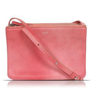 Celine CELINE trio small gradation 165113 A 6 E.24 PI shoulder bag