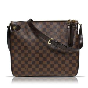 Louis Vuitton LOUIS VUITTON Damier Hippo · Livington N 41108 Shoulder bag Women's