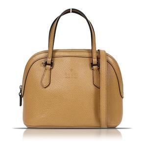 Gucci GUCCI Serarius 2 Way Bag 341504 Calf Brown Handbag