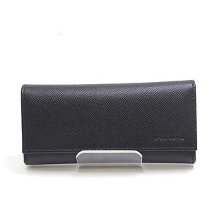 PRADA Prada outlet 6 consecutive key case 2M0223 Saffian black unused item