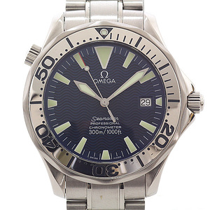 OMEGA Omega Men's Watch Seamaster Professional 2255.80 Blue dial automatic winding