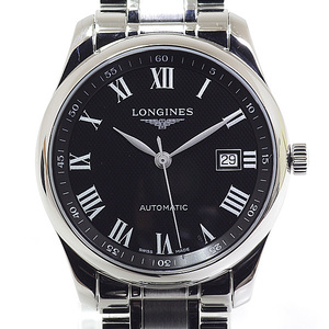 LONGINES Longines Men's Watch Master Collection L2.793.4 Black dial automatic winding