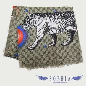 Gucci stall space Animal print GG pattern 20181030