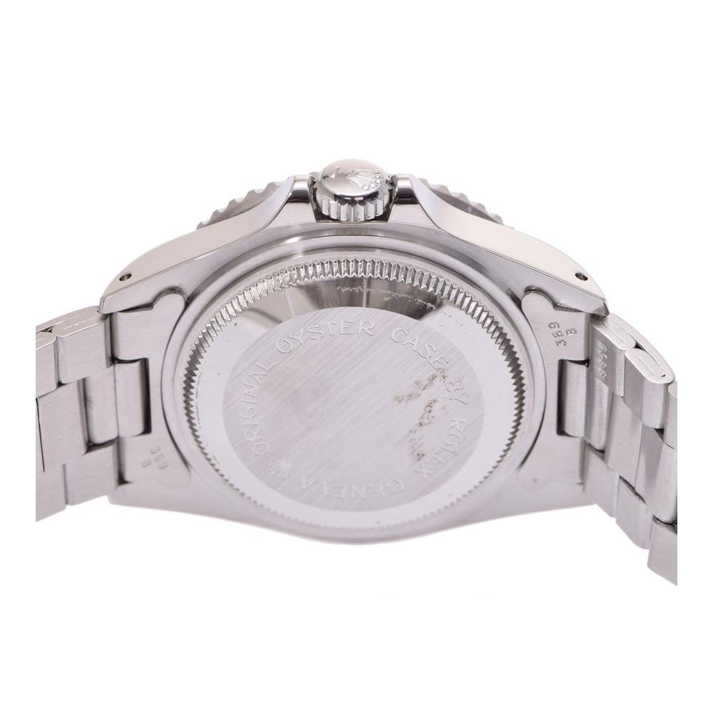 チュードル プリンスデイト ミニサブ 黒文字盤 73090 レディース SS 自動巻 腕時計 Aランク 美品 TUDOR 中古 銀蔵