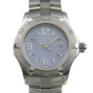 Real TAG HEUER Heuer Professional Ladies' Quartz Wrist Watch Shell Dial: Model No. WN1318