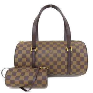 408ed826bff Genuine article LOUIS VUITTON Louis Vuitton Damier Papillon with GM pouch  Model number  N51303 Bag