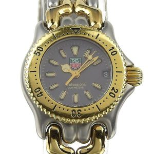 Genuine TAG HEUER Heuer Professional Ladies Quartz Wrist Watch Model Number: S95.208