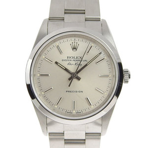 Real ROLEX Rolex Air Men's Automatic Watch Model Number: 14000 U Series